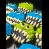 Monster Cupcakes.